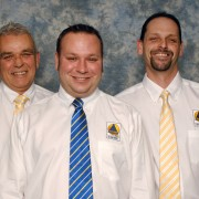 3 Staff members from Terminal Auto Body Shop in Parksville BC