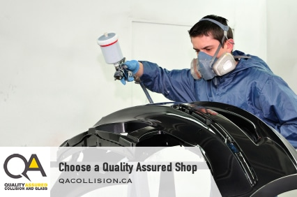 Choose a Quality Assured Shop