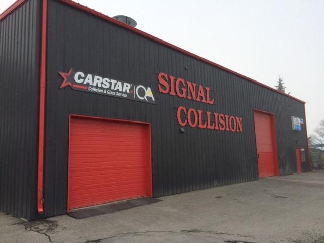 Signal Collision Cranbrook, Auto body shop Cranbrook