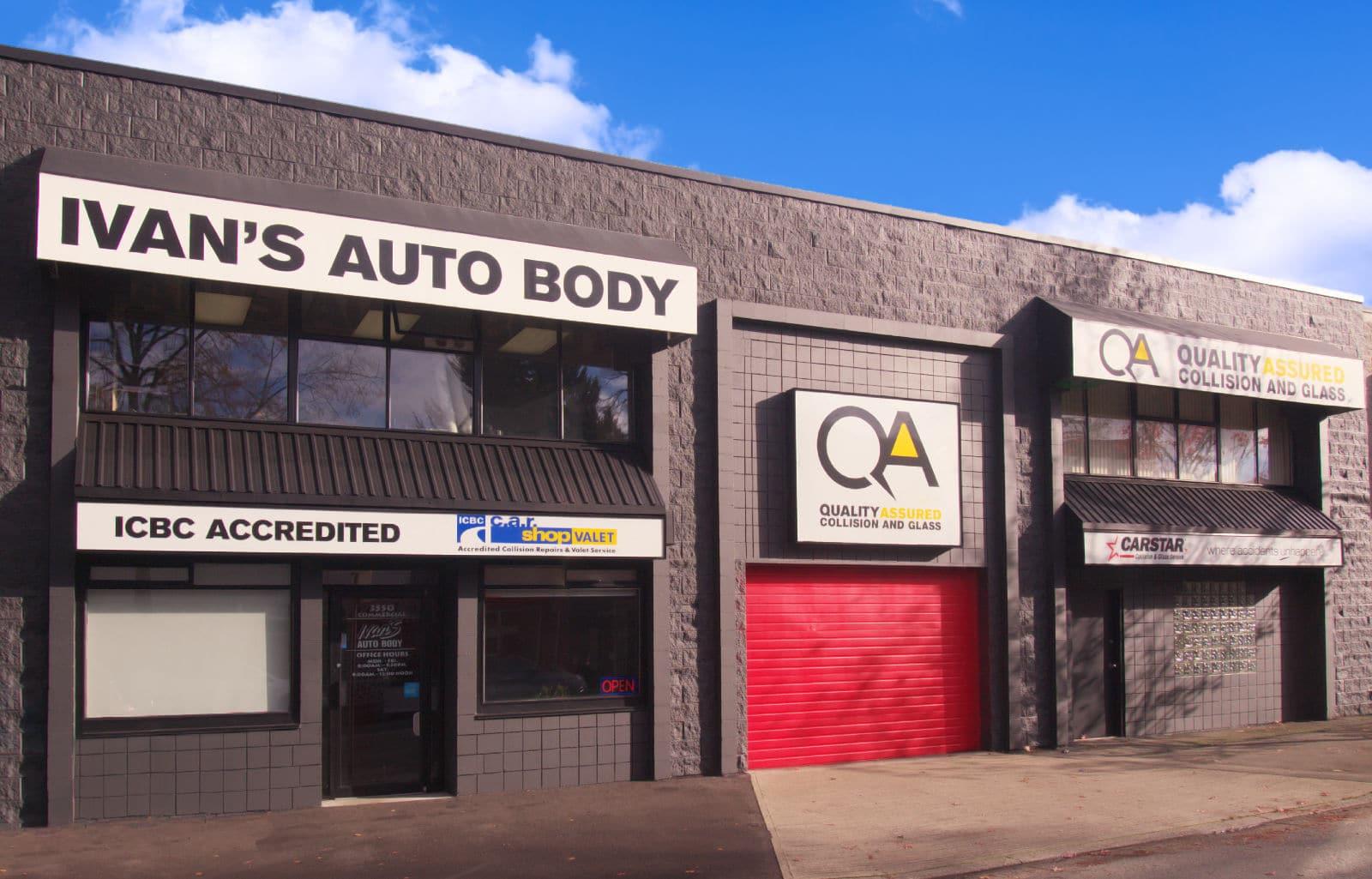ivan's Auto Body