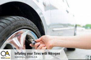 Inflating your Tires with Nitrogen