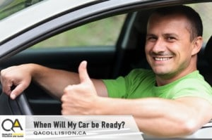 When Will My Car be Ready?
