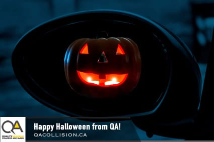 Happy Halloween from QA!
