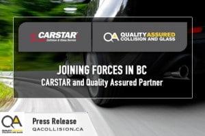 CARSTAR and QA Partner