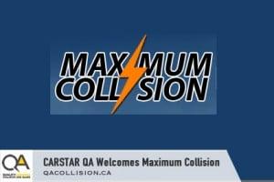 CARSTAR QA Welcomes Maximum Collision