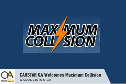 CARSTAR QA Welcomes Maximum Collision