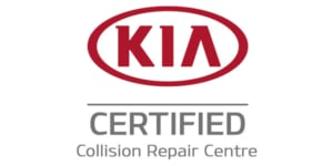 Logo - KIA Certified Collision Repair Centre