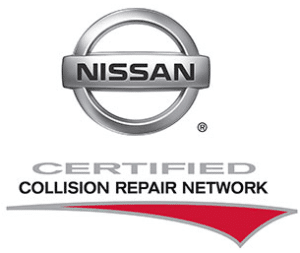 Logo - Nissan Certified Collision Repair Network