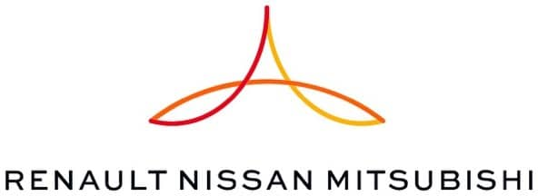 Logo for Renault Nissan Mitsubishi Alliance